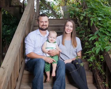 Charlie & Emily Meischen Family 2016