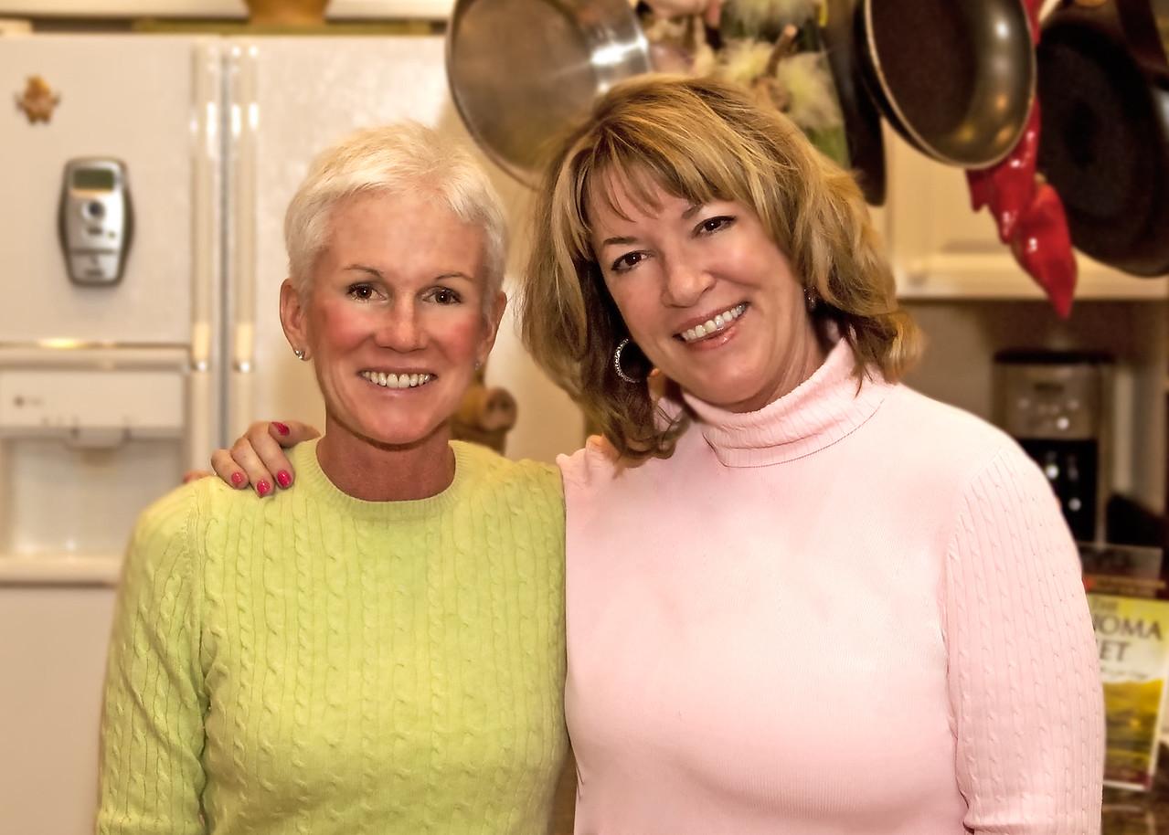 Beth & Julie -- Charlie's 2 Daughters