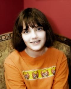 Amanda, Charlie' grand daughter