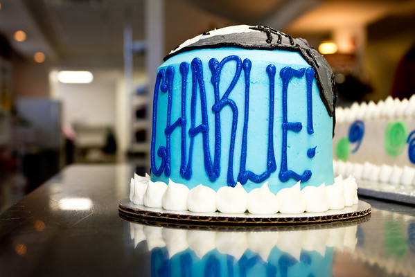 Charlie's 1st Birthday, March 27, 2011