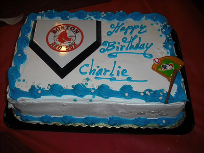 Charlie's birthday party