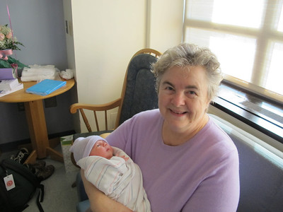 Charlotte Elizabeth Wood, Born February 28, 2011
