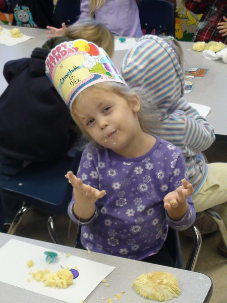 Charlotte's 3rd Birthday