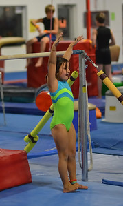 Chayse at Gymnastics 2012-11