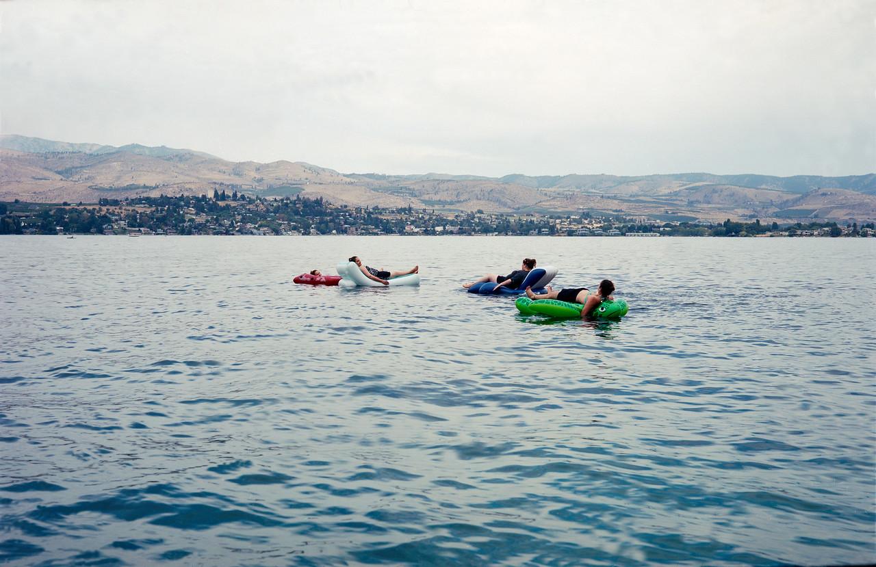 Lake Chelan Floaties