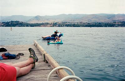 Lake Chelan Dock