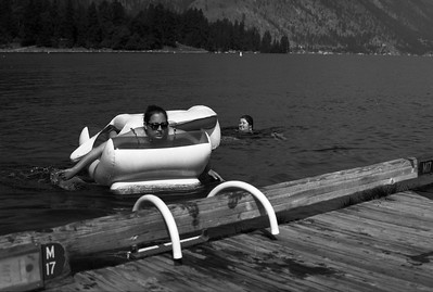 Lake Chelan Floaties