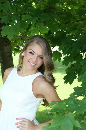 Chelsey Grad Pics