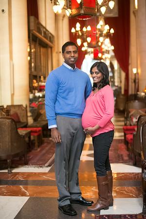 Cheruba and Sanjay
