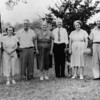 Jesse Pyron Chesson and his siblings, except for brother Maywood Chesson. <br /> <br /> L to R: Percy Gray Chesson, Donnie Mae Chesson Earnhardt, Wesley Merrit Chesson, Mildred Chesson Gray, Robert Lee Chesson, Helen Chesson Gray, and Jesse Pyron Chesson.