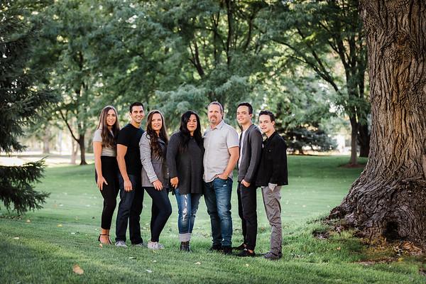 Chet & Peni Norman Family