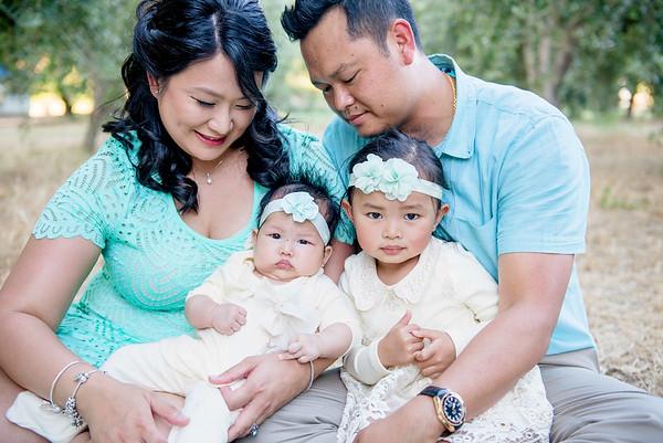 Chev Family Portraits