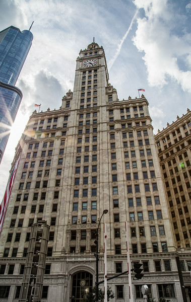 The Wrigley Tower