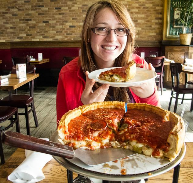 Giordano's Pizzeria's