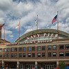 Navy Pier Chicago, situated on 50 acres beside Lake Michigan includes gardens, restaurants, shops, and rides, along with dining cruises and boat tours. It is one of the premier all-in-one fun location for visitors. If you go...look for Forest Gump!
