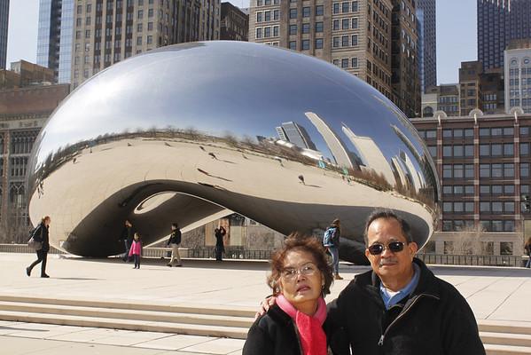 Chicago  Winter 2011