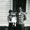 My Mother ( Marie Elain Trombly) my sister Lynn and my Dad (Douglas H. Bruette)