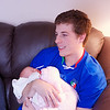 Jake with Elise