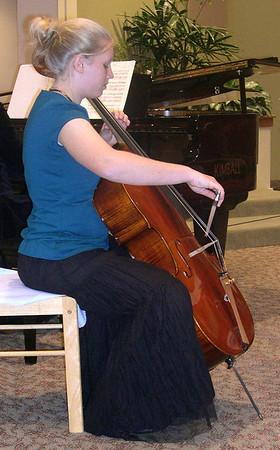 Cello serenity