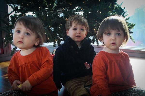 Triplets in DUMBO
