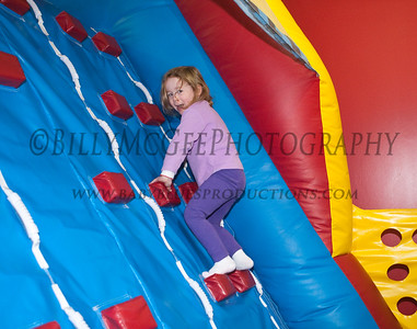 Bounce House Fun - 19 Jan 09