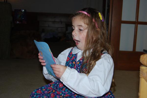 Clara turns 6