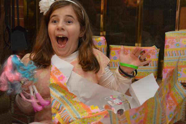 Clara's 9th Birthday