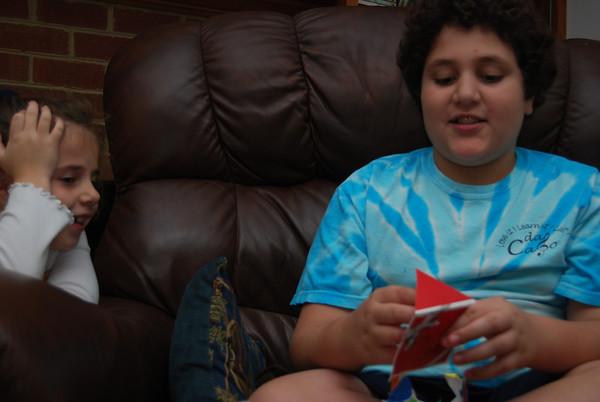 Josh's 11th Birthday Party