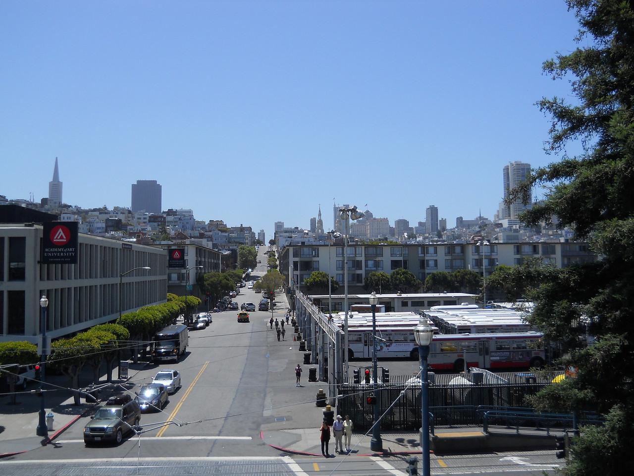 Friday, San Francisco