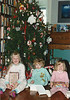 Our Kids Through the Yrs. : Trudy, Lydia & Seth seen together, from babes on... will add more now & then