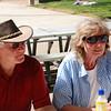 Great grandpa John and great grandma Dorothy. (Popp-op & Gam-ma)