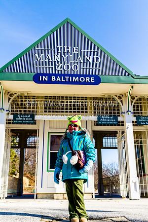 Maryland Zoo - 16 Jan 2012