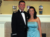 Becki and Adam dressed up for the B-2 20th Anniversary Gala