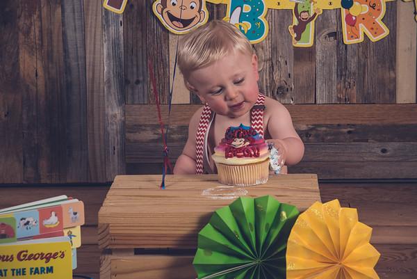 Beau Cake Smash-22