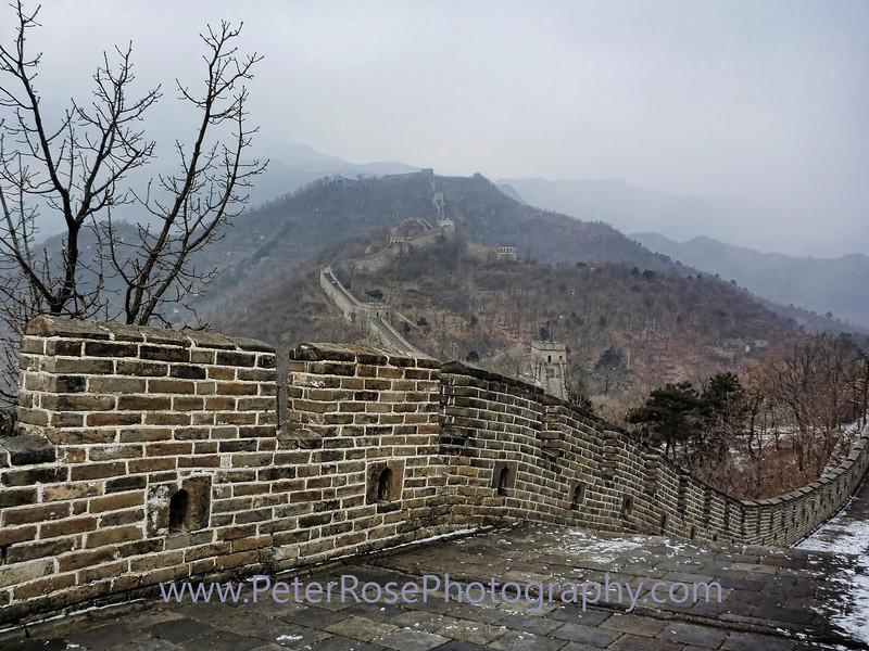 China Wall B