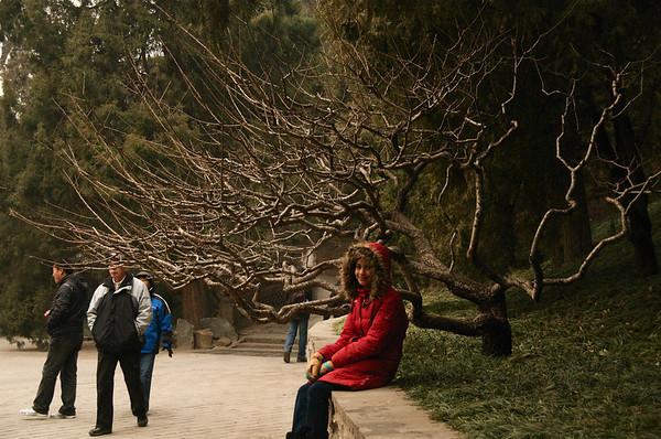 China...My Daughter & I