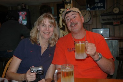 Chip and Liz Henderson Visit  October 20-23, 2005