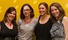 Cousins! - Alison Lundgren, Lauren Fieldus, Claire Heazlewood and Caroline Fieldus