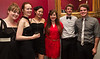 Queen's College friends including Alex, Jess, James and Johnno