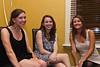 Claire Heazlewood, Caroline Fieldus and Sarah