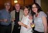 Alan, Richard and Gail Moore, and Lauren Fieldus