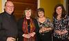 Christopher Heazlewood, Cathy Dale, Elizabeth and Lynne Heazlewood