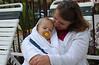 Sophie with nephew Casen