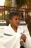 Diego after swim