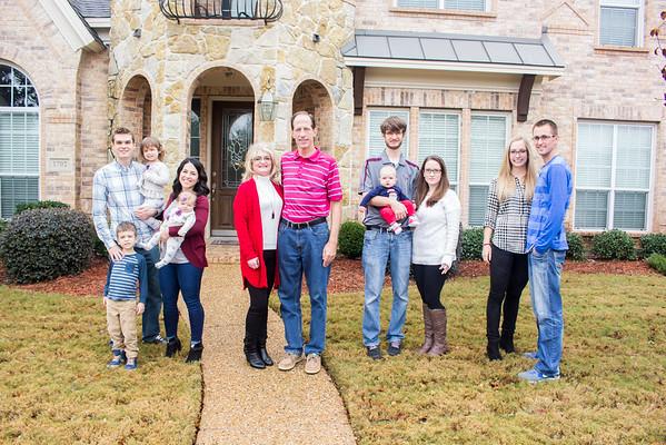 Chris Family 2016