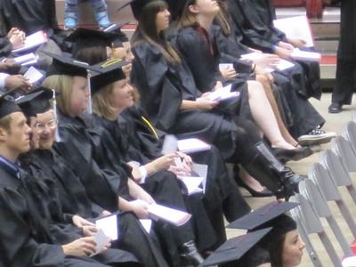 Chris and Rachel's Graduation 2009