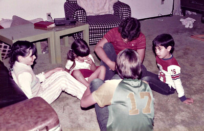 Jody, MIssy, Pat, Brian and Greg 1984