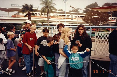 Disneyland 1995.