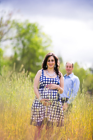 Christine & Nassif Maternity