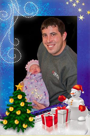 Jamin's Christmas present